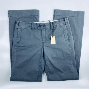 Anthropologie Paper Boy Size 10 Gray Pants